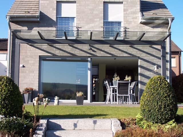 Terrassenuberdachung Glasdach Und Terrassendacher By Gladius